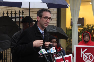 State Rep. Will Guzzardi (D-Logan Square) is pushing Springfield to repeal a law banning rent control in the state.