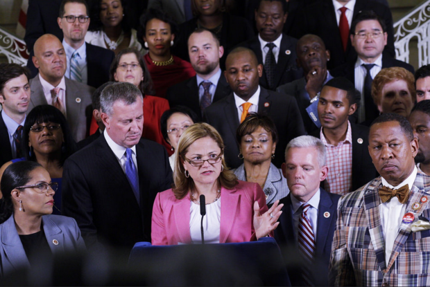 Brooklyn is jockeying to have a member of its delegation replace Melissa Mark-Viverito as City Council Speaker.