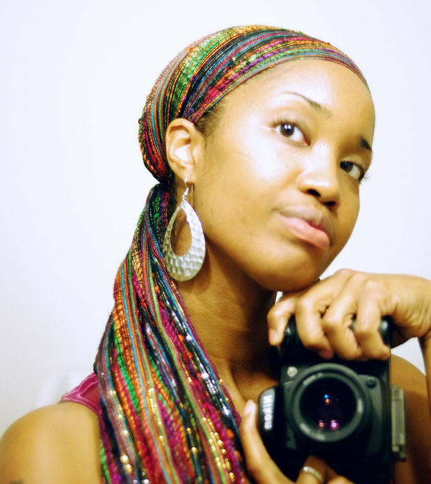 Englewood resident and photographer Tonika Johnson