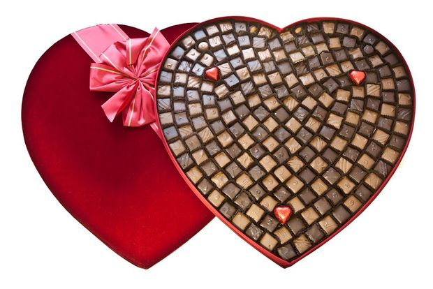 210-Piece Box of Chocolates Selling for $375 in Chelsea ...