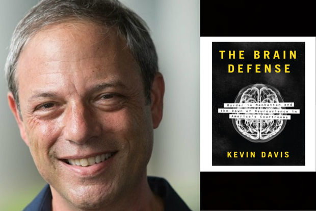 Author Kevin Davis explores the complex ways brain science is playing a role in the criminal court system in his upcoming book.