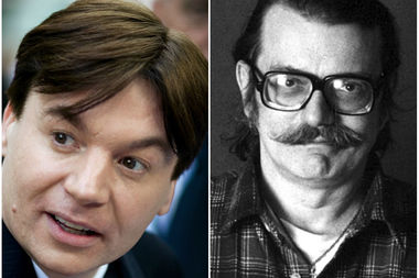 Mike Myers has signed to play Del Close of the Second City in a new biopic.