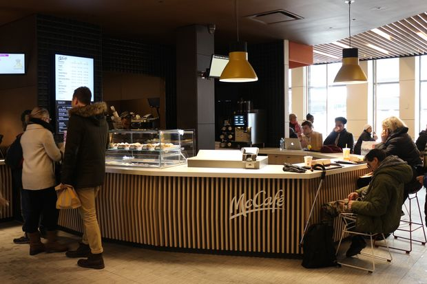 'French-Inspired' McDonald's Debuts In Chelsea
