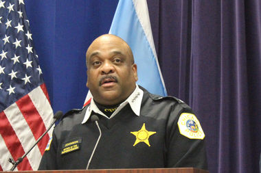 Police Supt. Eddie Johnson announced a new policy regarding the department's use of force.