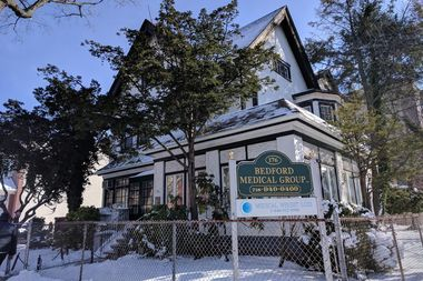 This home at 176 Fenimore St. and Bedford Avneue was built in 1905, property records show. Now, a developer is seeking to demolish it and a local block association is fighting to preserve it.
