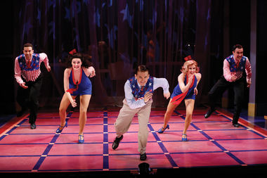 Cagney The Musical is participating in a deal for 2-for-1 Off-Broadway tickets.