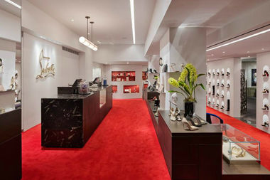 louboutin new york