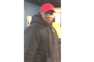 This man attacked a 45-year-old woman on the 7 Train platform, according to police.
