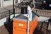 What Is This Big Orange Box On Argyle? Science