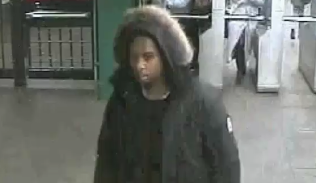 Man Masturbates In Front Of 14-Year-Old Girl On L Train -6034