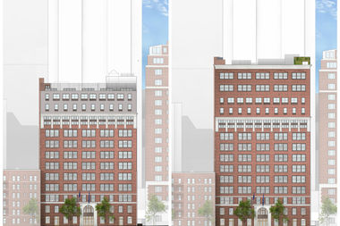 The Dalton School will begin construction work on its two-story addition in March, officials said.