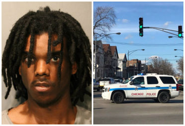 Devon Swan, 26, was charged with first degree murder is connection with the triple shooting that killed 2-year-old Lavontay White and his uncle Lazaric Collins, 26.