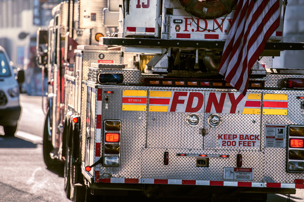 Parking Garage Collapses On Top Of Cars In The Bronx Fdny