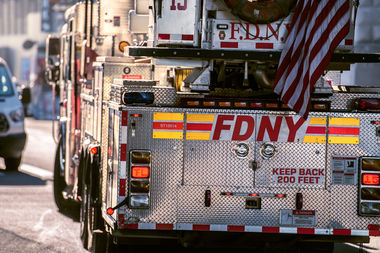 Fire Rips Through Multimillion-Dollar Upper East Side Mansion, FDNY Says