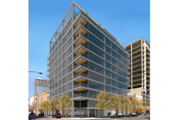 New Condo Projects Creeping Back In River North