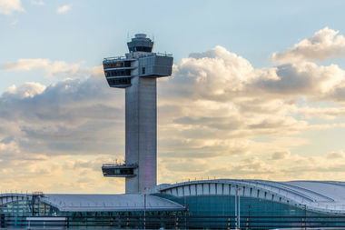 Eleven passengers were able to pass through security at JFK airport Monday morning without being screened, according to the Port Authority.
