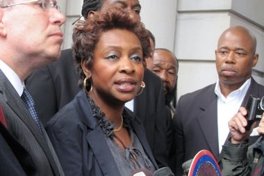 Congresswoman Yvette D. Clarke will host a town hall in Prospect Heights on Wednesday to discuss how to