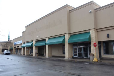 The former South Shore Dominick's location has been vacant for more than three years.