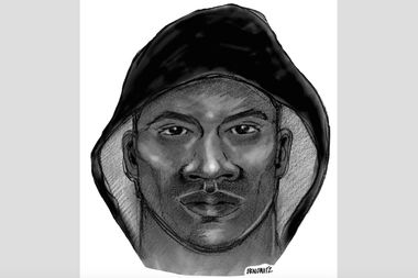 Police are searching for a man who they suspect of attempting to rape a 34-year-old woman in The Bronx on Sunday.