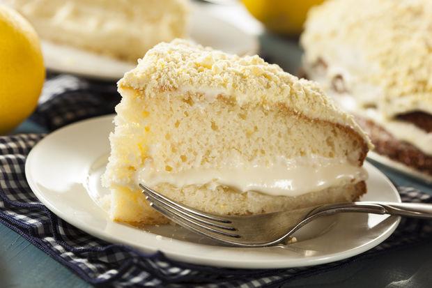 Portillo S Had A Lemon Cake