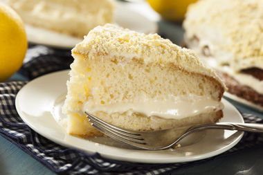 This is a lemon cake, but it's not the Portillo's lemon cake you're looking for.