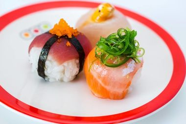 Sushi + Rotary Sushi Bar will open a second location in Boystown.