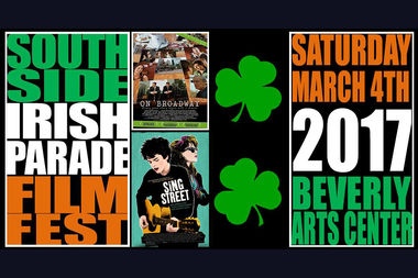 The South Side Irish Parade Film Fest will return at 3 p.m. Saturday to the Beverly Arts Center. The movies this year include