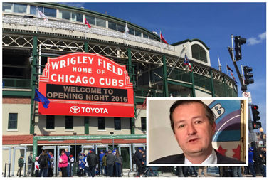 Chicago Cubs Chairman Tom Ricketts discussed the year ahead for the World Series champions.