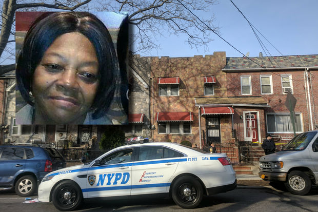 Edna Pierre-Jacques was found with severe head injuries in her home Monday, police said.