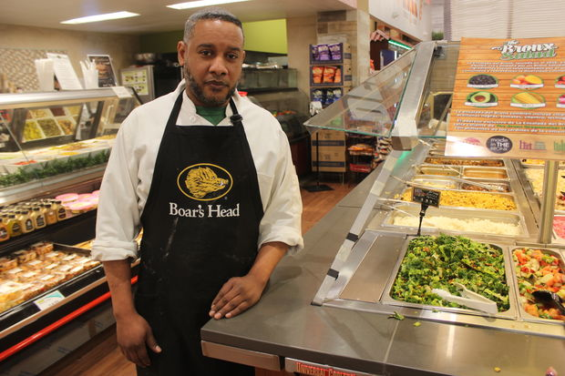 The Bronx Salad is proving to be a popular menu item at local eateries, restaurateurs say.