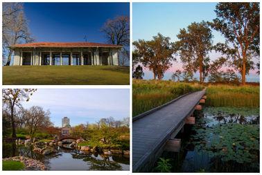 Jackson Park and South Shore Cultural Center Park