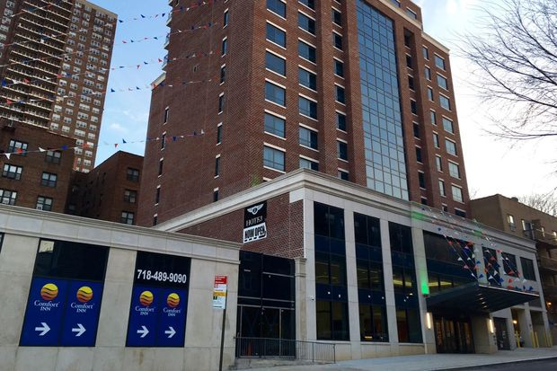 Controversial Hotel Will Be Operated By Comfort Inn