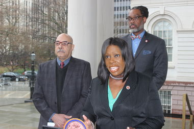 Councilwoman Vanessa Gibson is introducing a bill that aims to help auto workers on Jerome Avenue avoid being displaced by the upcoming rezoning.