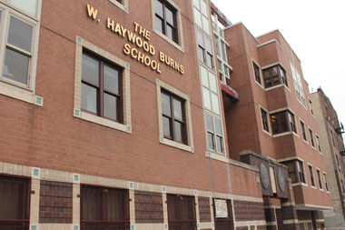 Multiple schools throughout the city have tested positive for elevated lead levels, including the Muscota New School in Inwood.