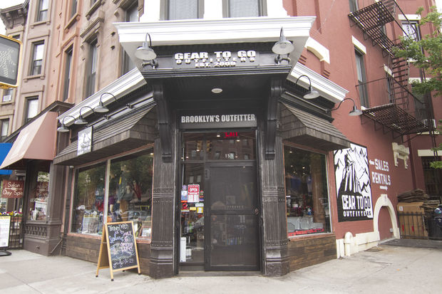 Gear to Go is closing its retail store on Seventh Avenue, but will continue to rent equipment and lead trips.
