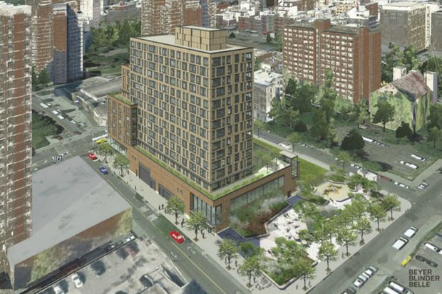 145 Clinton St. will be complete by fall 2017, according to Delancey Street Associates.