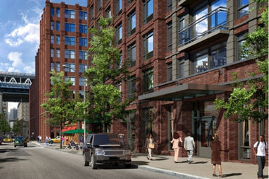 Applications are now open to rent 21 affordable apartments at 181 Front St.