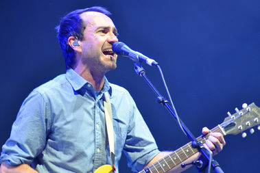 The Shins perform at the Coachella music festival in 2012.