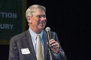 St. Patrick High School President Joe Schmidt