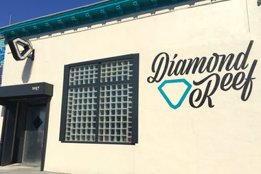 Diamond Reef, a new bar in Bedford-Stuyvesant from the owners of Lower East Side speakeasy Attaboy, opened March 1.