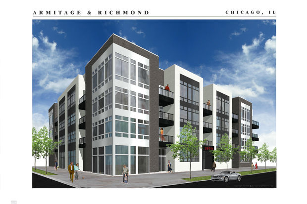 33-Unit Modern Apartment Building Coming To Lot Next To ...