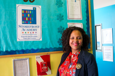 Principal Alexis Thomason shares why Storefront Academy is an outlier among other schools.