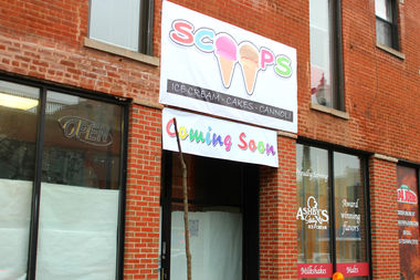 Owners of Scoops Ice Cream in Bridgeport plan to open a second ice cream shop in Little Italy this month.