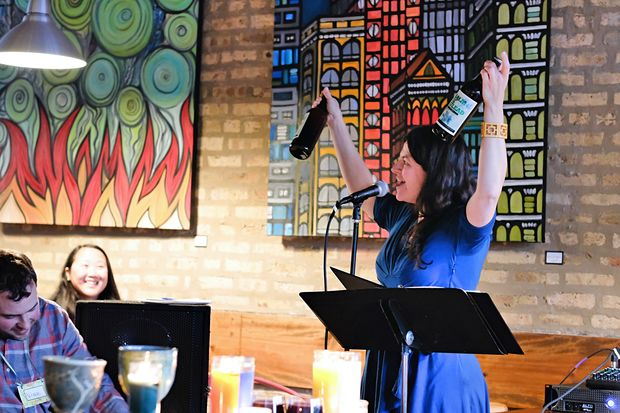 Gilead Church in Rogers Park is taking its Sunday worship services to new heights with its very own brand of beers.
