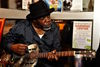Catch Blues Legend Lurrie Bell At City News Cafe Friday