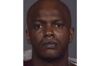 Gilbert Mack, 43, has been arrested and charged with burglary in the first degree.