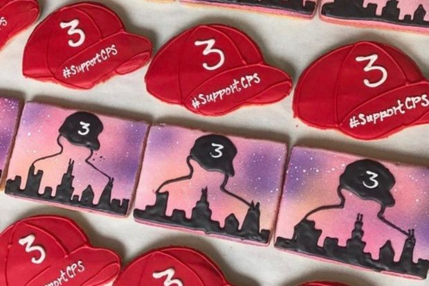 Chance the Rapper Cookie Sales At Alliance Bakery To Help CPS Schools