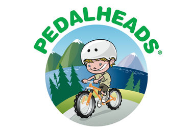 The Pedalheads logo
