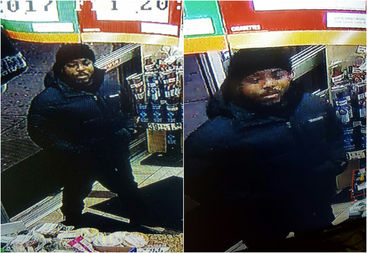 Police released this photo of a suspect in connection to a shooting in Far Rockaway.