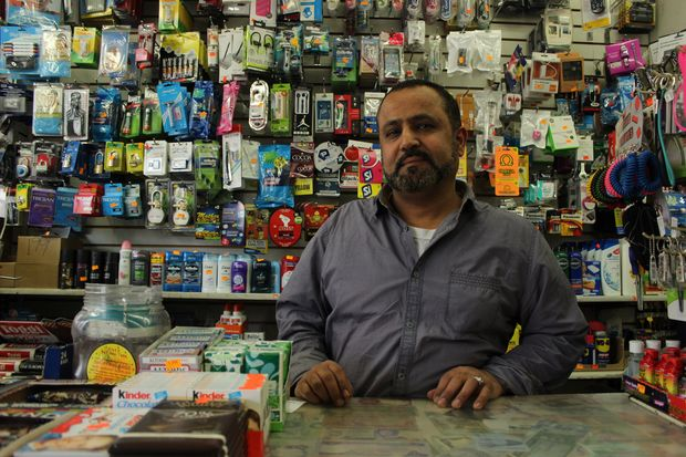 Mohammed Alyafai, 56, has invested nearly two decades of his life into Java Discount. If they close at the end of the month, he's not sure where he'll turn.